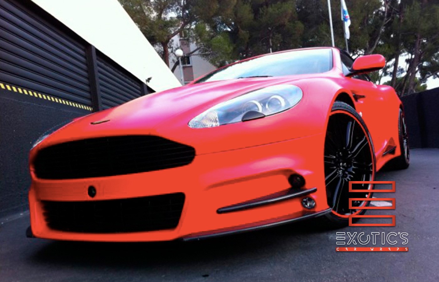 Car Wrap in Miami - Graphic Designers & Installers Experts