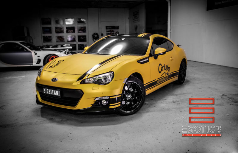 full wrap color change cheeap for luxury cars