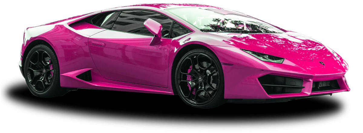 pink Car the best PPF in miami florida-min